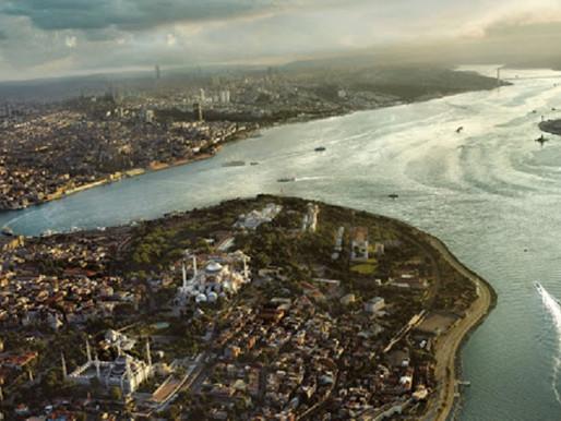 Σε παγκόσμια πρωτεύουσα ανακηρύσσει την Κωνσταντινούπολη ο Ερντογάν!