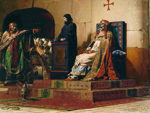 Πάπας Φορμόζος: Η μεταθανάτια δίκη
