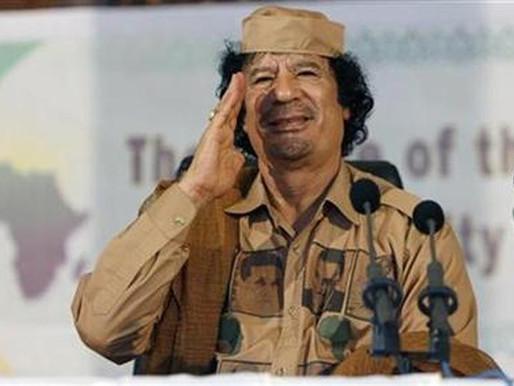 Από το τέλος του Καντάφι στην ισλαμοποίηση της Ευρώπης