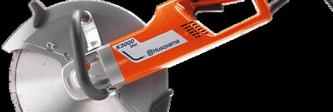 HUSQVARNA K3000 VAC POWER CUTTER