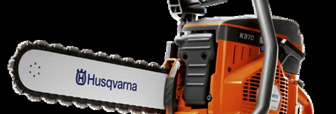 HUSQVARNA K970 CHAIN POWER CUTTER