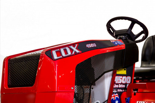 COX STOCKMAN 4500 (LIVE Drive) CS45L20B35
