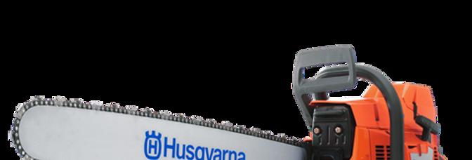 HUSQVARNA 395XP CHAINSAW