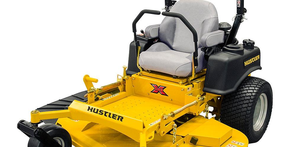 "HUSTLER X-ONE 54"" ZERO TURN"