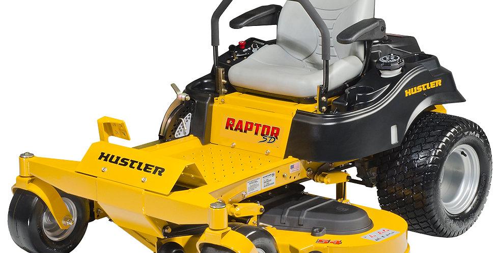 HUSTLER RAPTOR SD54 ZERO TURN HU936534EX