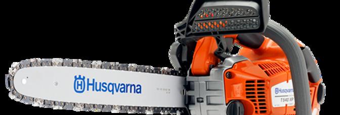 HUSQVARNA T540XP II CHAINSAW