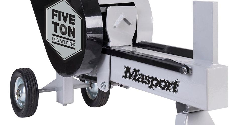 Masport 5 Tonne Log Splitter, Kinetic