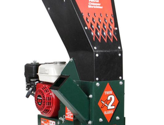 5.0HP Chipper Shredder - Honda