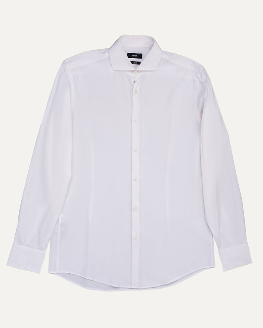 HUGO BOSS WHITE SHIRT