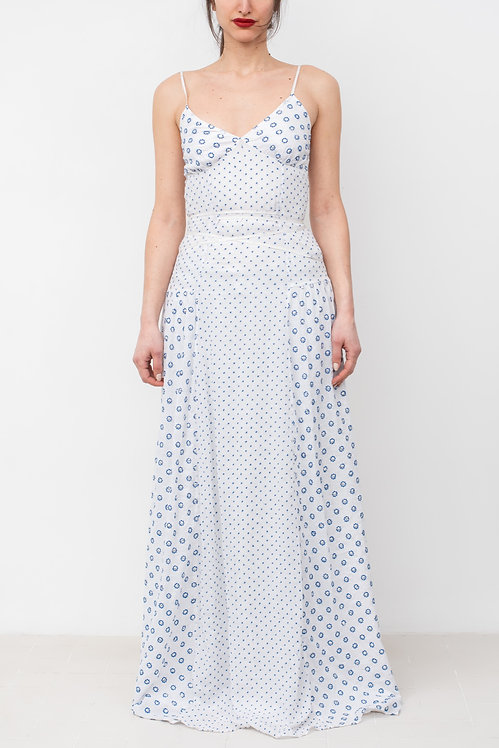 TEMPERLEY LONDON MAXI DRESS