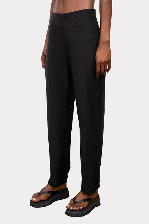 BURBERRY HIGH-RISE PANTS
