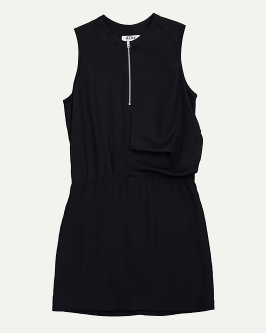 ACNE STUDIOS BLACK DRESS