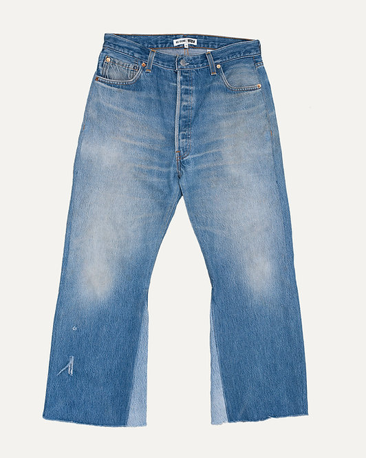 RE/DONE LEVI'S DENIM JEANS