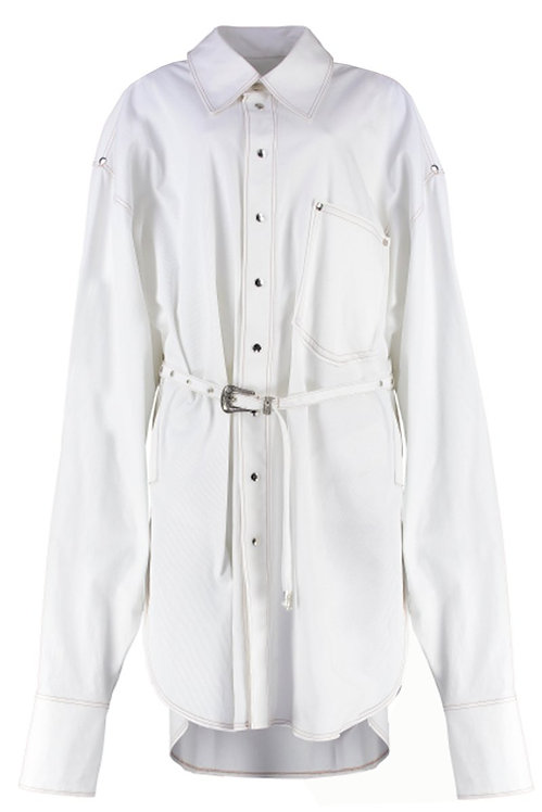 FYODOR GOLAN RODEO OVERSIZED SHIRT COAT