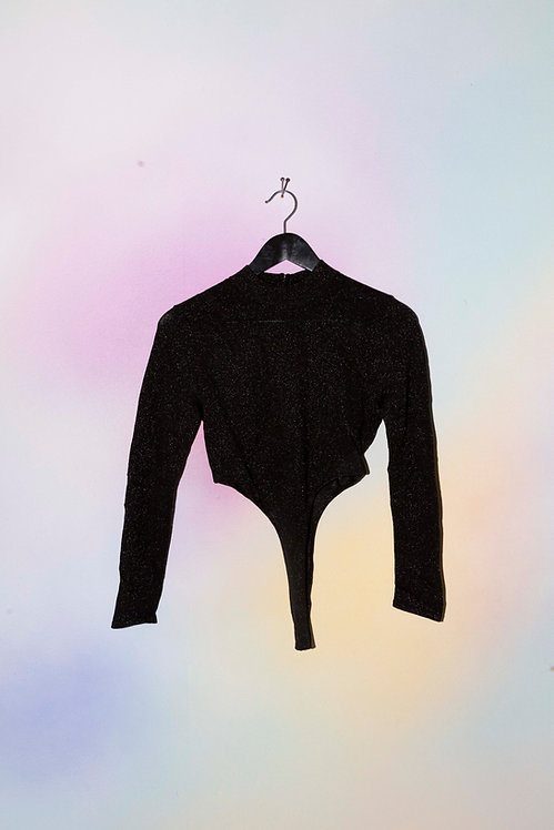 NEITH NYER BLACK CASHMERE BODY