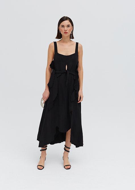 APOREEI LASSA DRESS
