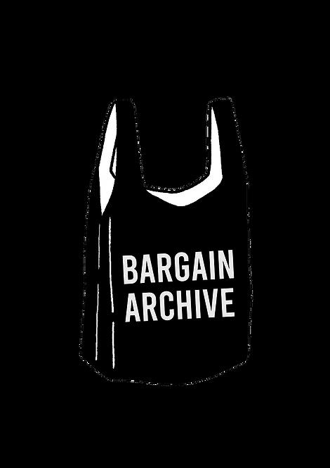 BARGAIN ARCHIVE | E|GIFT BAG
