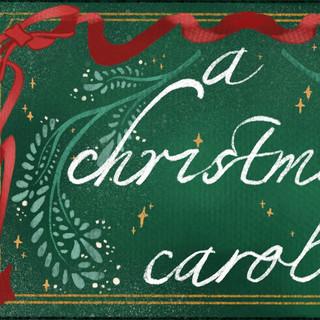 A Christmas Carol ticket