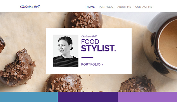 Essen & Trinken website templates – Foodstylist