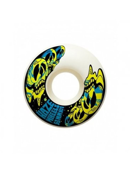Rueda Skate Haze Wheels 53mm 101a