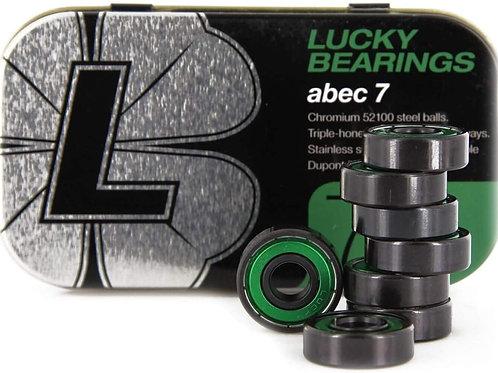 Rodamientos Skate Lucky Bearings ABEC 7