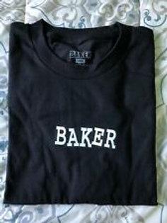 Camiseta Baker Logo Black