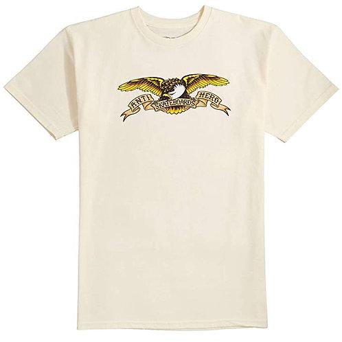 Camiseta Anti Hero Eagle Tshirt Cream