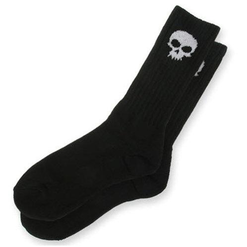 Calcetines Zero Black Skull Socks