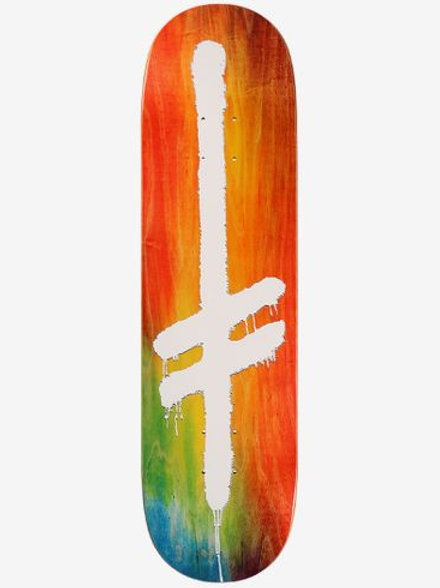 Tabla Skate Deathwish Original G Tropical 8,25""