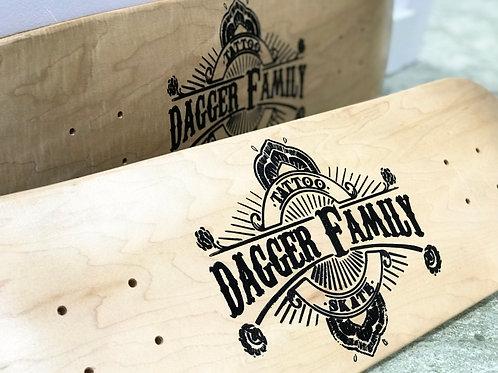 Tabla de Skate Dagger Family