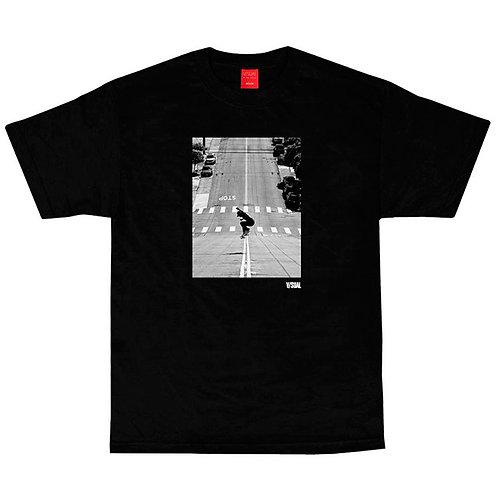 Camiseta Visual Bomb Black