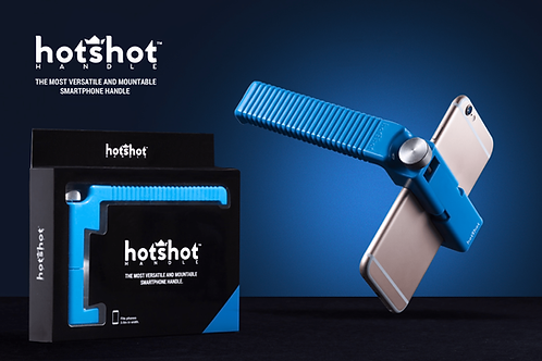 Soporte movil: Hotshot Handle Blue