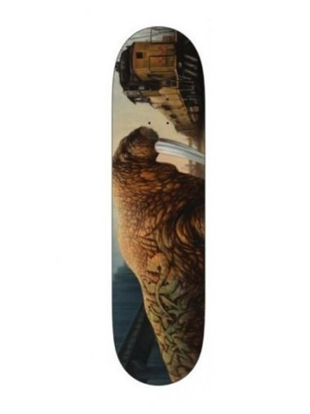 Tabla Skate Bacon The Traveler 8,38""