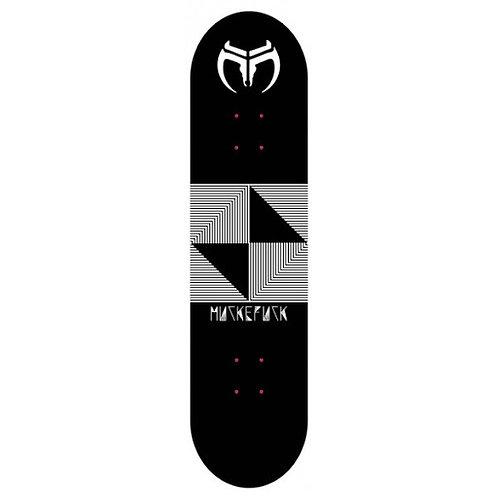 "Tabla Skate Muckefuck Carbono 8"""