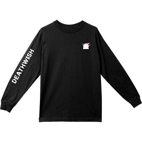 Camiseta Deathwish Killer Kill Long Sleeve Black