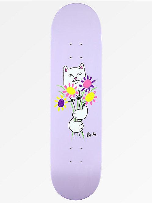 "Tabla SkateRipndip Nermcasso Purple 8,5"""