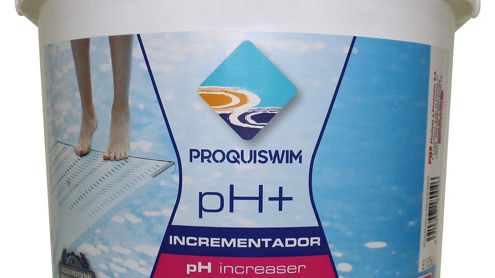 pH+ incrementador 5kg