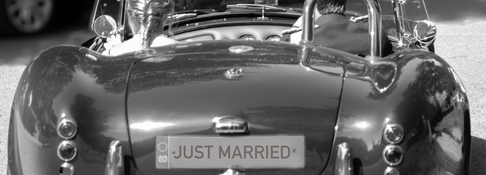 Just married image