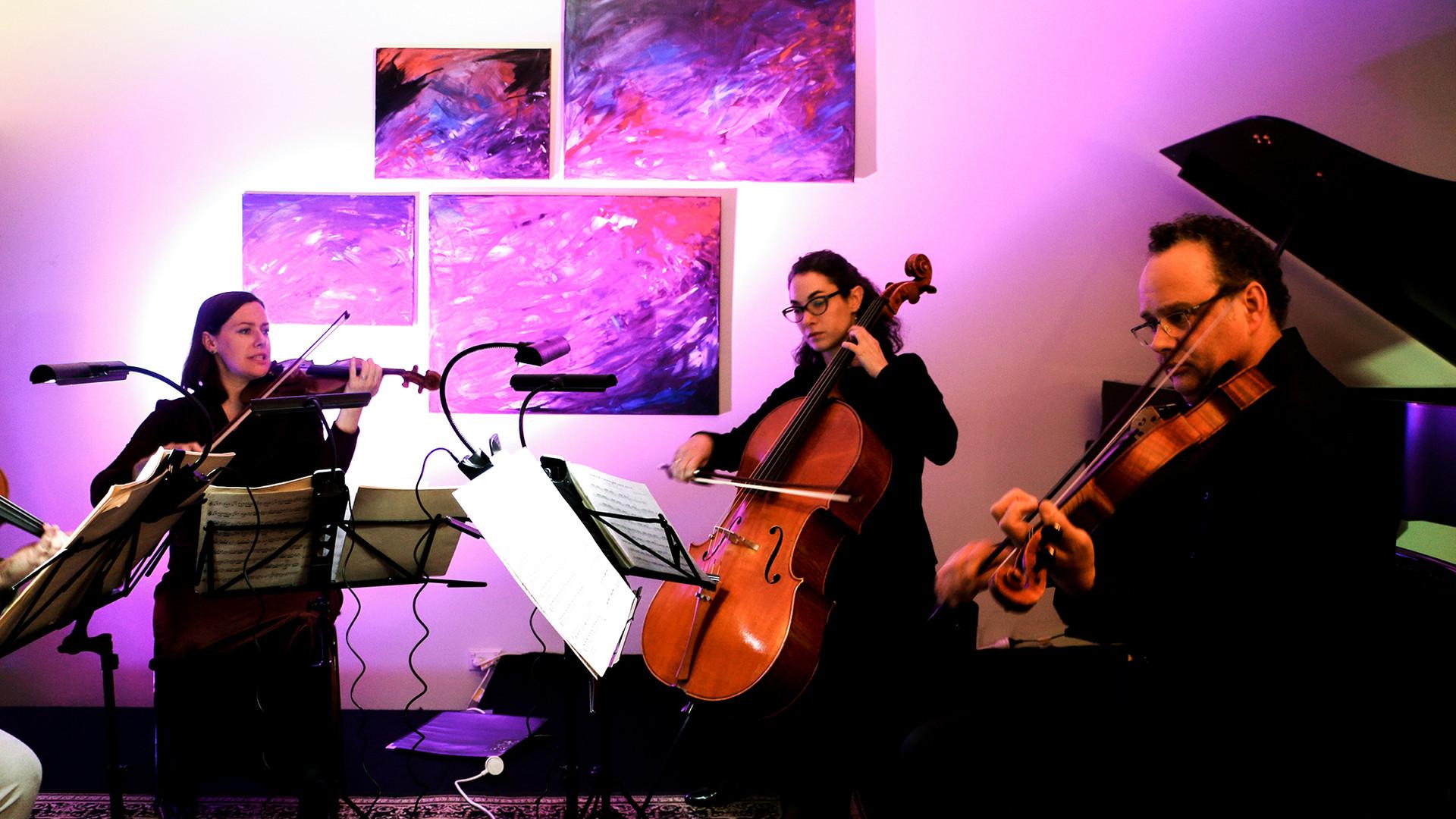The Acacia Quartet