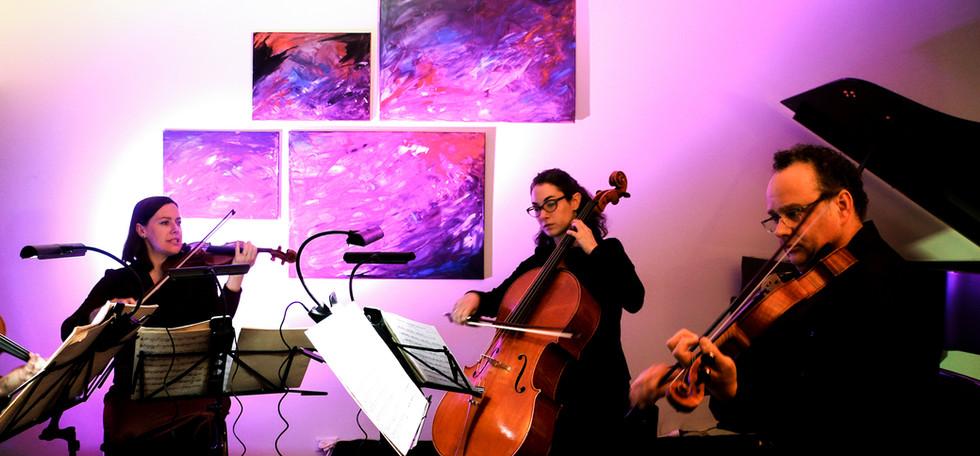 2017 The Acacia Quartet
