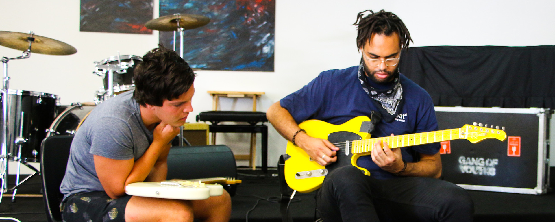 Joji (Gang of Youths) masterclass
