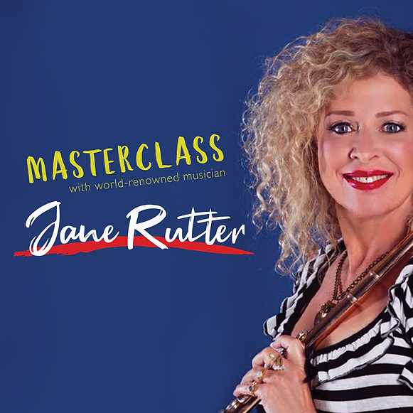 Performance Masterclass with Jane Rutter