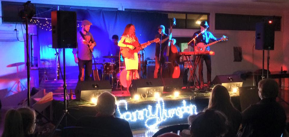 2015 Fanny Lumsden