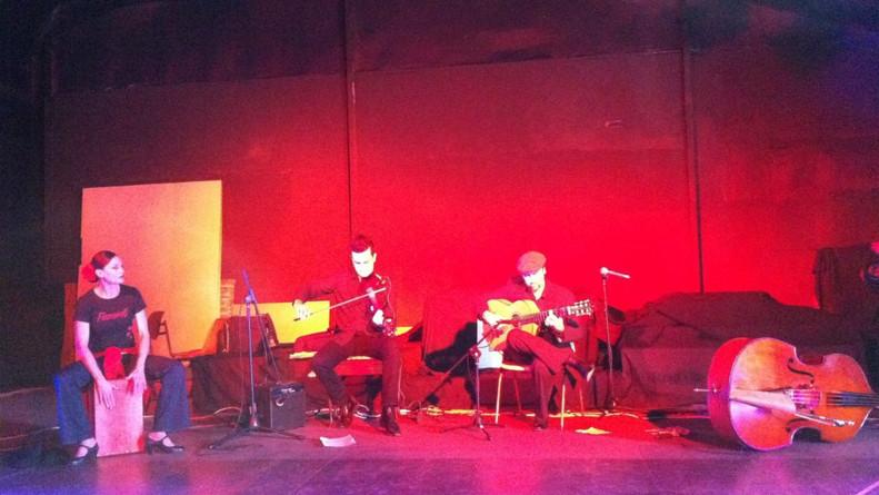 Saruzu Flamenco Quartet