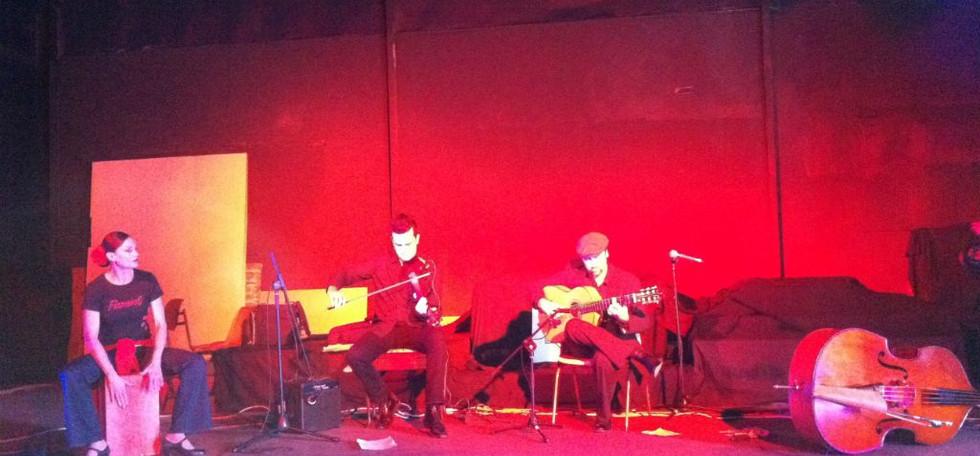 2011 Saruzu Flamenco Quartet