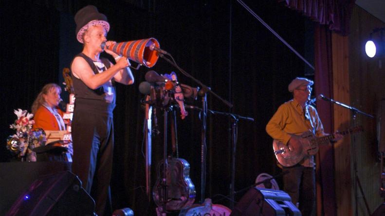 Mic Conway National Junk Band