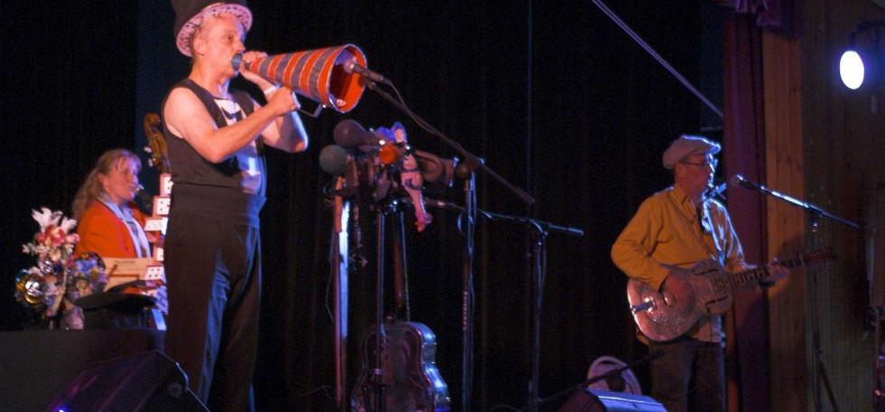 2010 Mic Conway National Junk Band