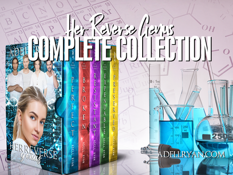 Boxed Set Alert: Her Reverse Genus by Adell Ryan