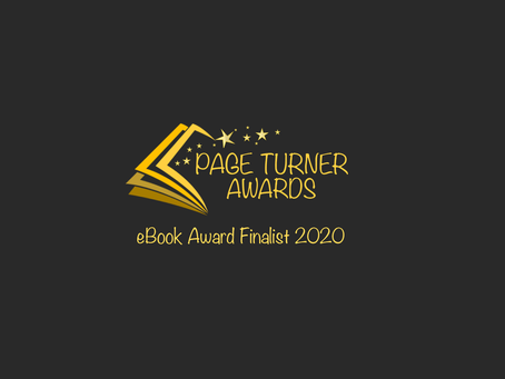 Page Turner Awards 2020 eBook Finalist Adell Ryan