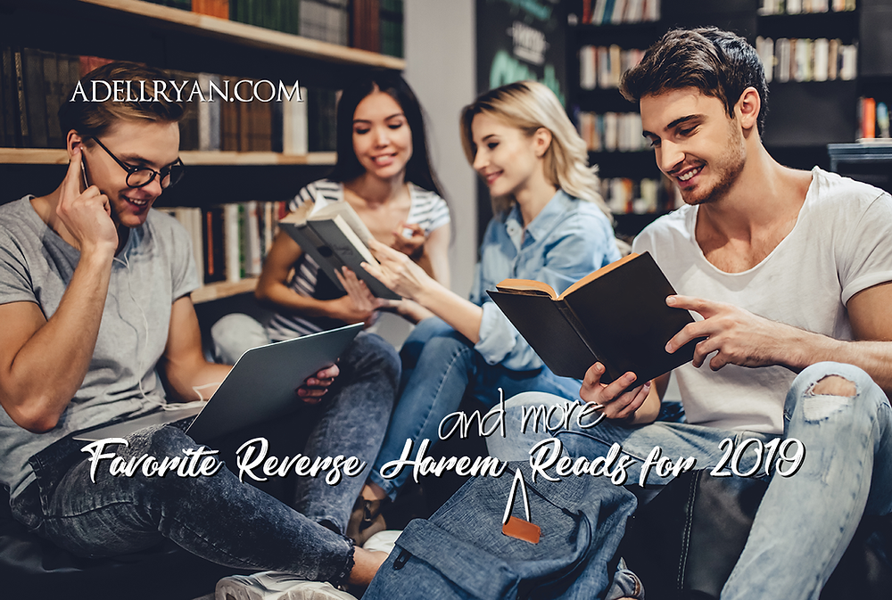 romance, reverse harem, best of, 2019